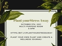 Plant your Stress Away