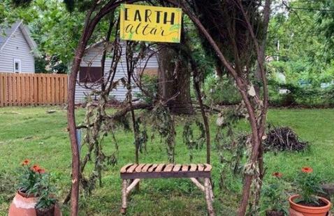 Earth Altar Crafts