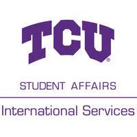 International Services wordmark