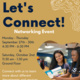 Let's Connect Networking Event