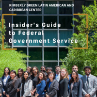Insider's Guide to Federal Government Service