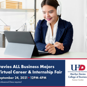 Fall 2021 Davies All Business Majors Virtual Career Fair