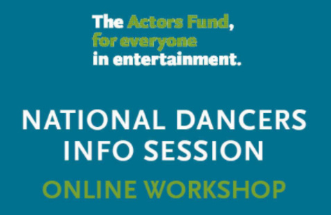 The Actors Fund- National Dancers Info Session
