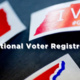 National Voter Registration Day with Dr. Katie Cahill