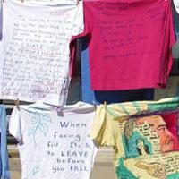 Virtual Clothesline Project
