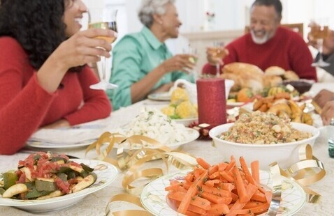 Well-U: Live Seminar – Say Yes to Healthy Holidays
