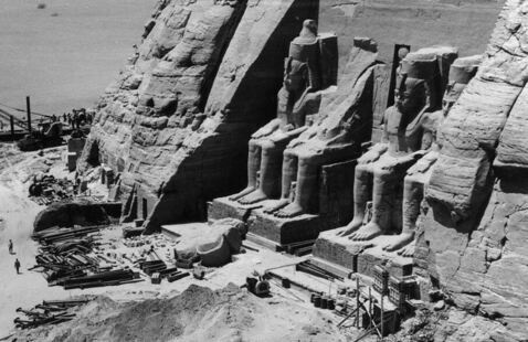 Engineering Internationalism: Colonialism, the Cold War and UNESCO's Victory in Nubia