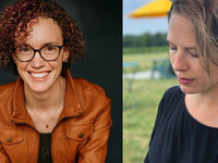 Event image for Visiting Writers Series | Shea Tuttle and Kristin Brace