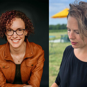 Visiting Writers Series   Shea Tuttle and Kristin Brace