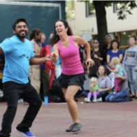 Fiesta Cultural Pop Up in Kesey Square