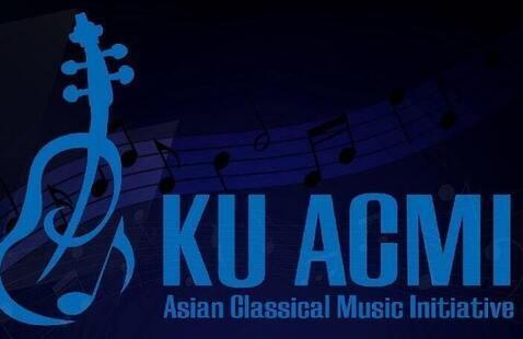KU ACMI black and blue logo