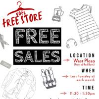 UofL Free Store FREE SALE!