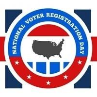 National Voter Registration Day!