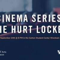 Cinema Series: The Hurt Locker