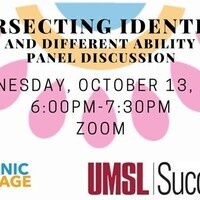 Intersecting Identities: Latinx and Other Ability Status Panel Discussion