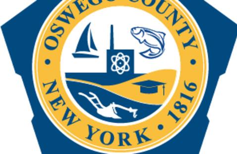 Oswego County seal -- established 1816