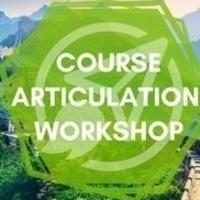 Course Articulation Workshop