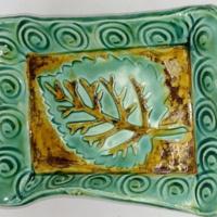 Ceramics: Leaf Platters