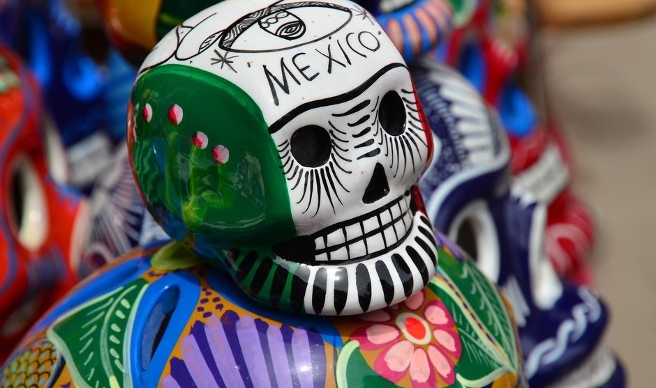 All Souls Day in Mexico Photo