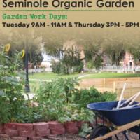 Seminole Organic Garden Hours