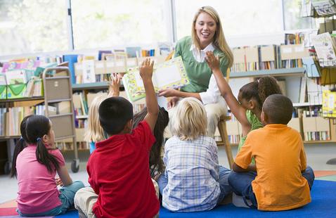 Pre‐School Hispanic Read‐In / Cuentos Infantiles en Vivo