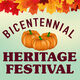 Bicentennial Heritage Festival