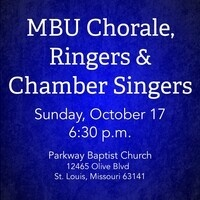 MBU Concert at Parkway Baptist Church