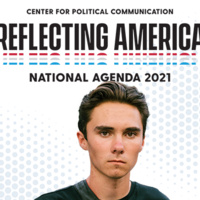 University of Delaware's Center for Political Communication presents a special edition of the National Agenda 2021 speaker series on 10/20: National Agenda with David Hogg: UD Live Watch Party