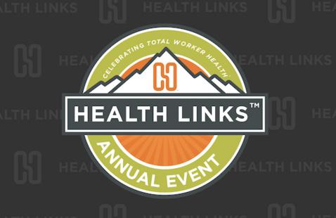 Health Links annual event logo