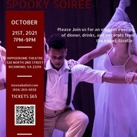 Stavna Ballet's Spooky Soirée
