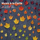 Music à la Carte: Amelia Lukas, flute; Bethany Evans, harp
