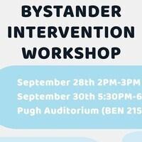 Active Bystander Intervention (Cancelled)