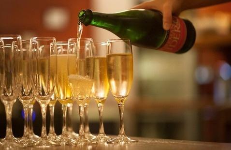 Cider Week Prix Fixe Dinner @ Hazelnut Kitchen