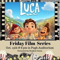 Friday Film Series: Luca