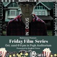 Friday Film Series: Insidious