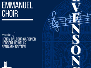 Choral Evensong with The Emmanuel Choir