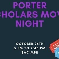 Movie Night With Porters