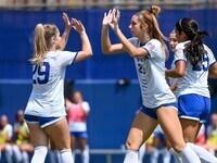 Women's Soccer vs. Troy