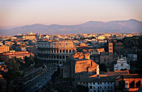 Roar Around the World: Rome, Italy