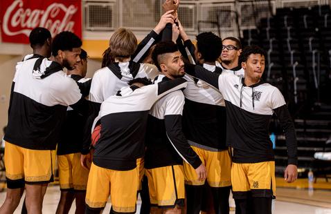 Men's Basketball vs Carver College