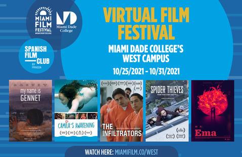 West Campus - SPANISH FILM FESTIVAL IN CELEBRATION OF HISPANIC HERITAGE MONTH