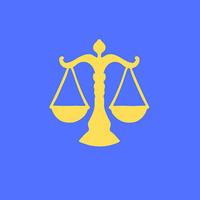 justice scale icon