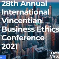 2021 International Vincentian Business Ethics Conference (IVBEC)