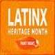 Latinx Heritage Month Paint Night