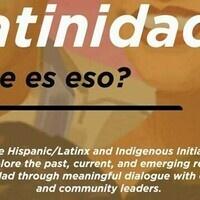 Latinindad...Que es eso?