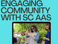 Engaging Community with SC Adopt-a-Stream