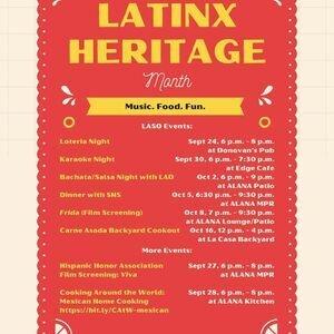 LASO Presents Bachata/Salsa with LAD