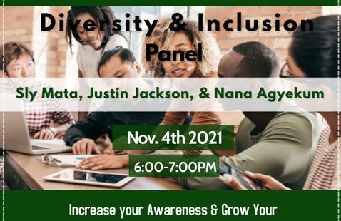 SLC+EAP-Mgt Presents: Diversity & Inclusion Panel