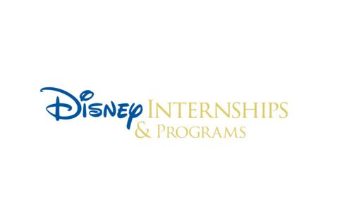 Disney internships and programs logo