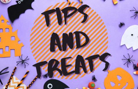 Faculty Success Halloween Tips & Treats
